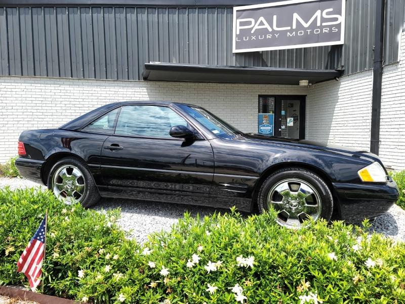 Mercedes-Benz SL Class 1999 price $15,998
