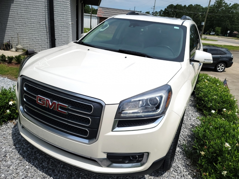 GMC Acadia SLT Fully Loaded 2014 price $19,488