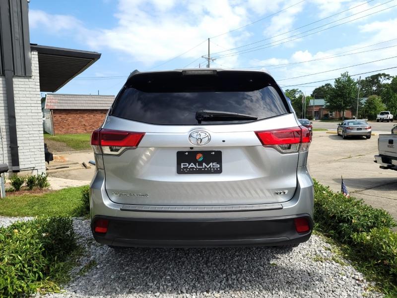 Toyota HIGHLANDER XLE CLEAN CARFAX 2019 price $37,988