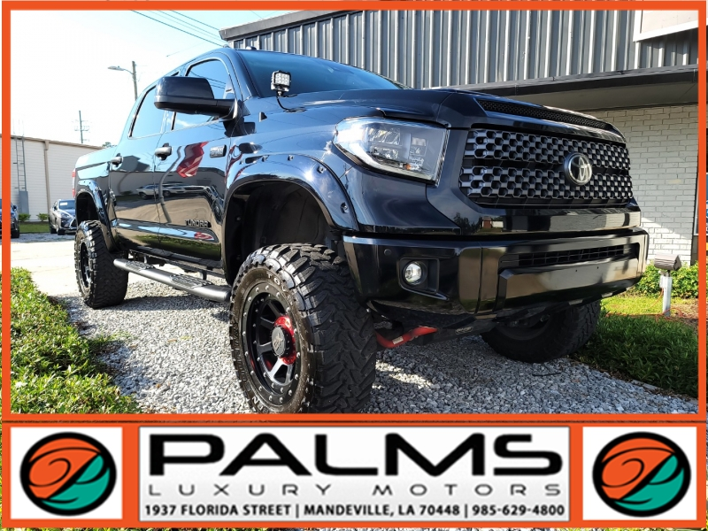 Toyota Tundra 4WD TRD Sport 6 LIFT, LEATHER 2019 price $59,723