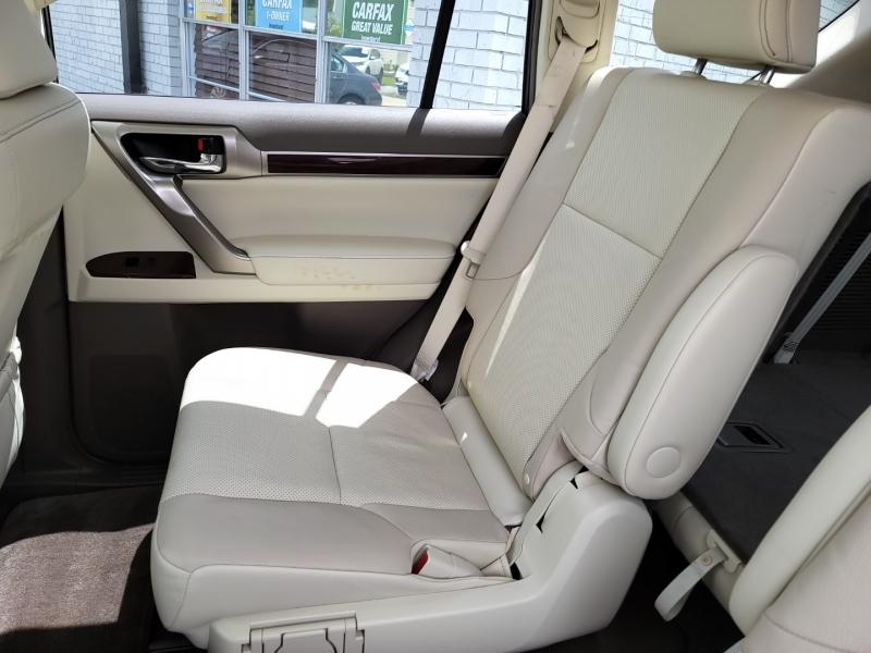 Lexus GX460 PREMIUM, 2ND ROW BUCKET 2018 price $47,500