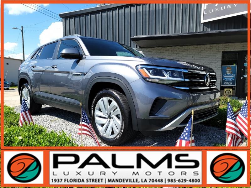 Volkswagen Atlas Cross Sport 2021 price $39,500