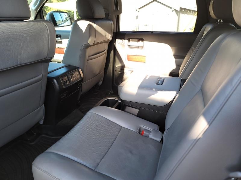 Toyota Sequoia 2016 price $46,655