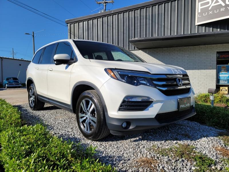 Honda Pilot 2018 price $32,787