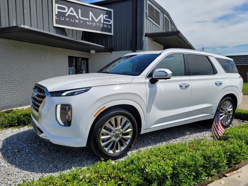 Hyundai Palisade 2020 price $52,998