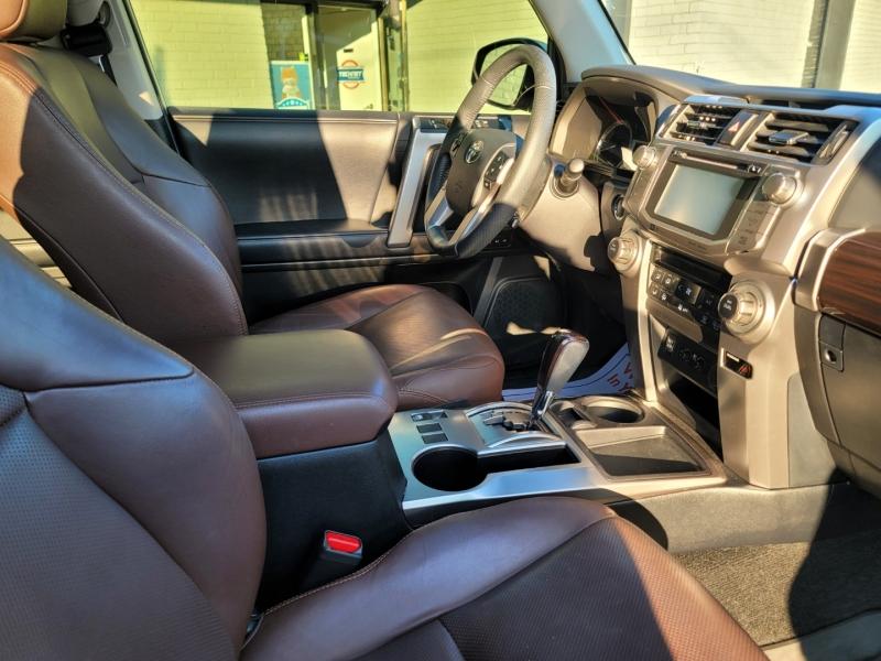 Toyota 4Runner 2019 price $47,630