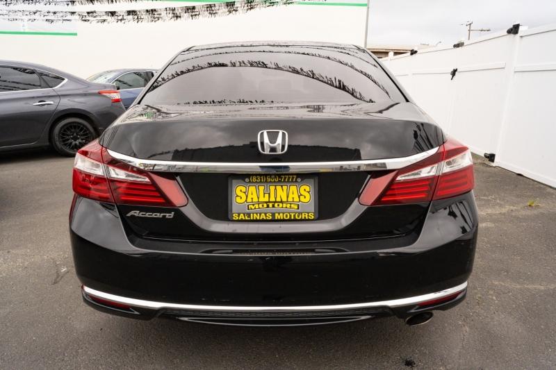 Honda Accord Sedan 2017 price $16,999