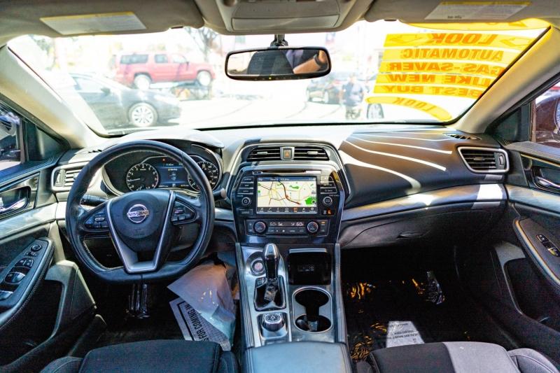 Nissan Maxima 2017 price $18,999