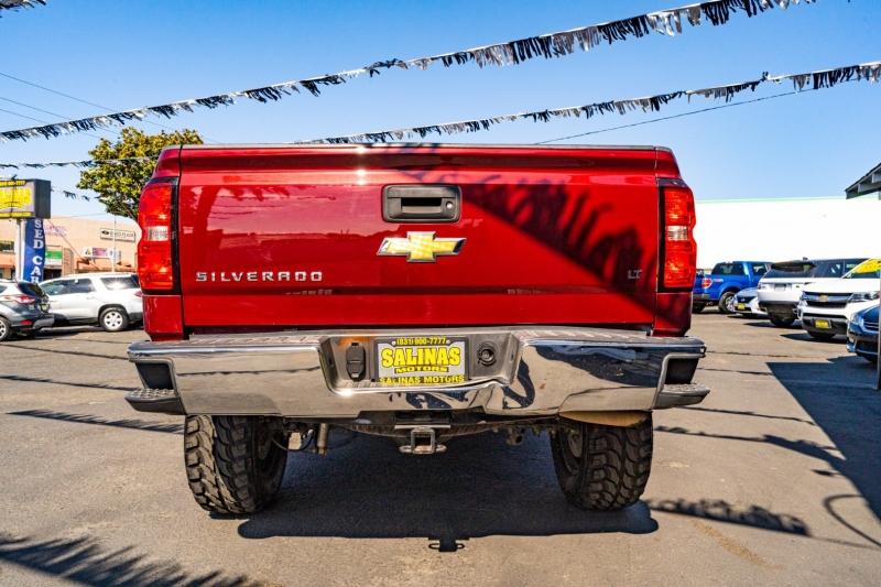 Chevrolet Silverado 1500 2015 price $26,999