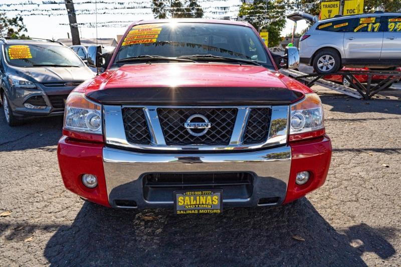 Nissan Titan 2010 price $21,999