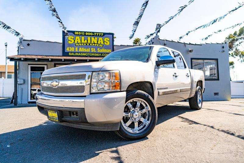 Chevrolet Silverado 1500 2007 price $15,999