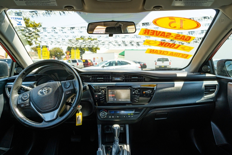 Toyota Corolla 2015 price $15,999
