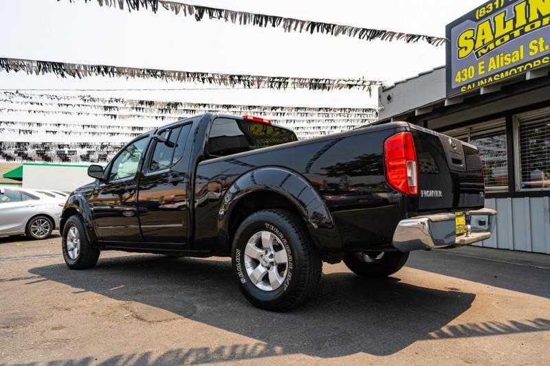 Nissan Frontier 2009 price $15,999