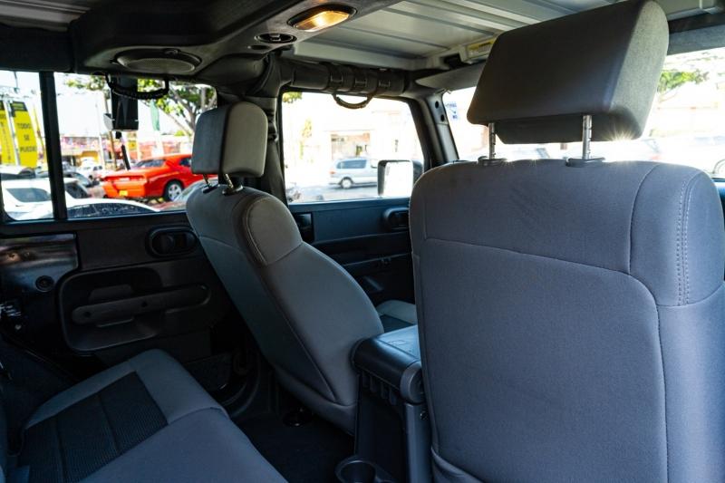 Jeep Wrangler Unlimited 2009 price $26,999