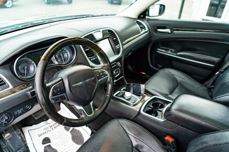 Chrysler 300 2016 price $17,999
