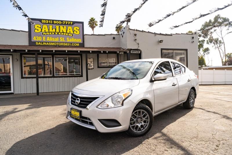 Nissan Versa 2019 price $0