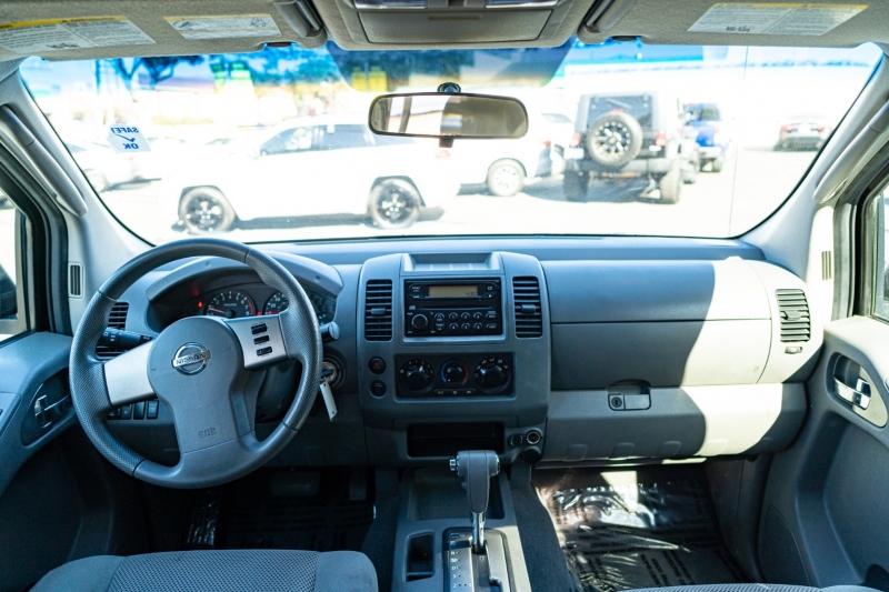 Nissan Frontier 2006 price $15,999