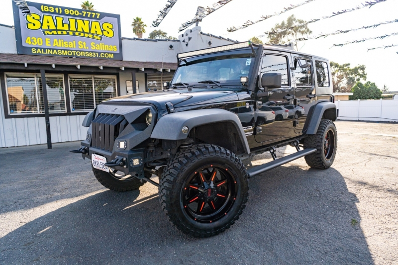 Jeep Wrangler Unlimited 2010 price $27,999