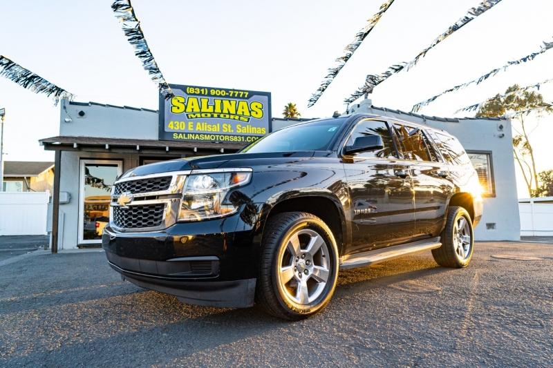 Chevrolet Tahoe 2015 price $28,999