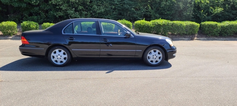 Lexus LS 2003 price 6999