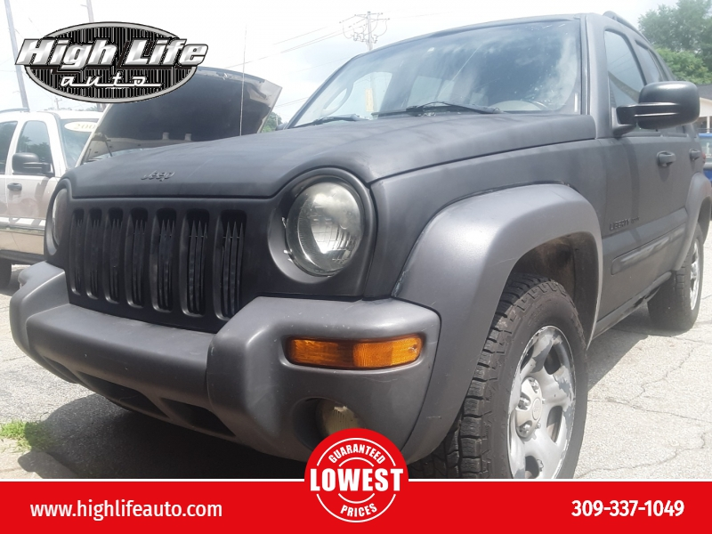 Jeep Liberty 2003 price $800