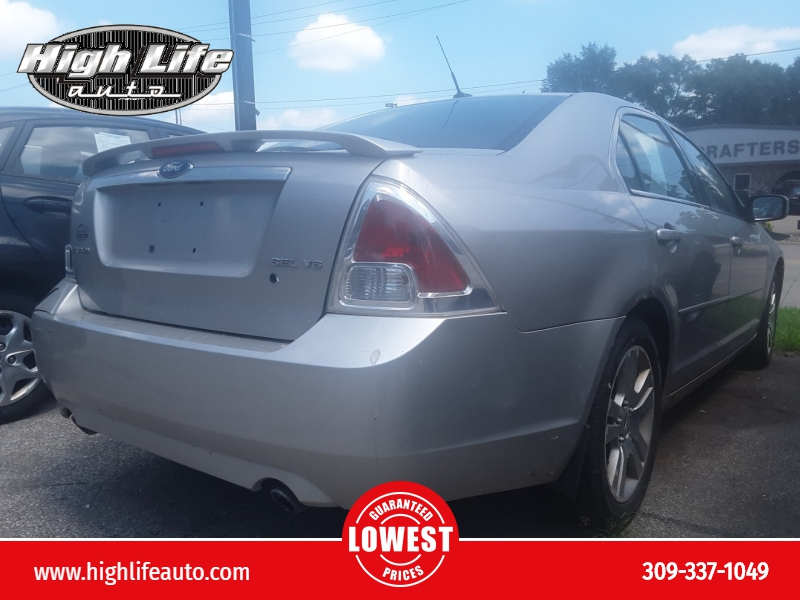 Ford Fusion 2007 price $2,000