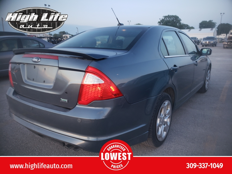 Ford Fusion 2011 price $2,800