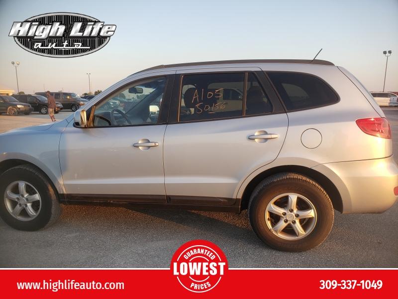 Hyundai Santa Fe 2008 price $1,500