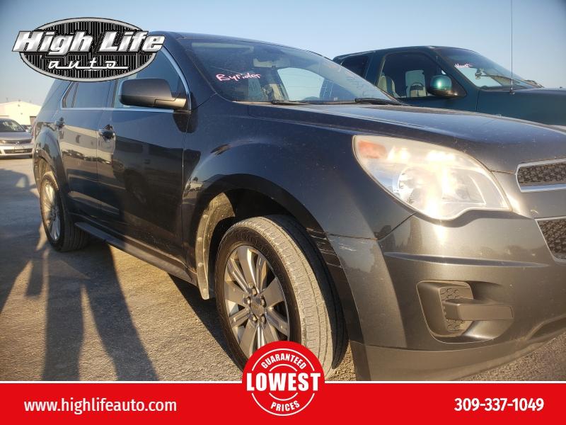 Chevrolet Equinox 2010 price $2,700