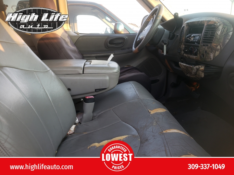 Ford F-150 1999 price $1,500