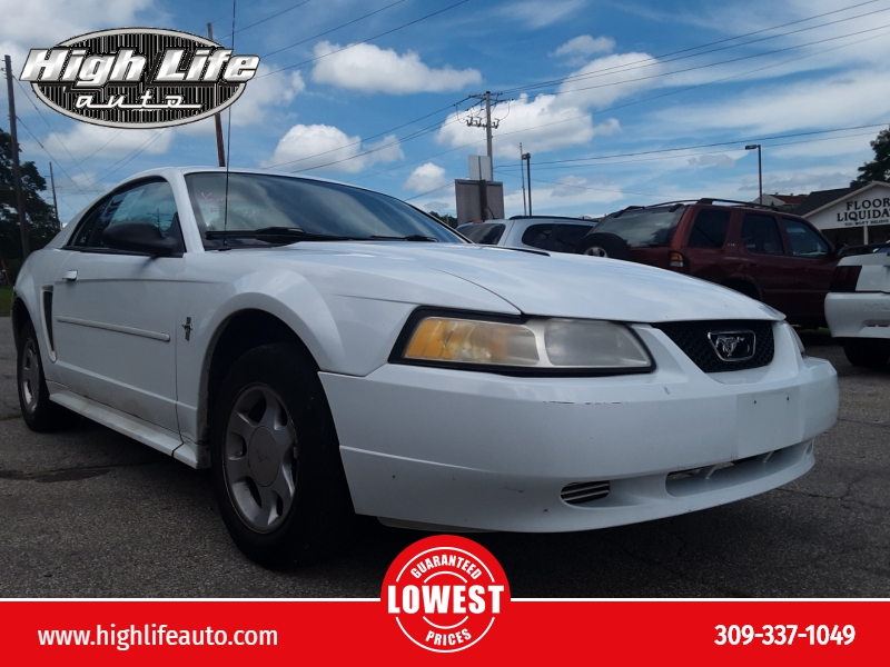Ford Mustang 2000 price $1,900