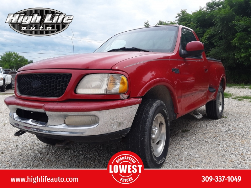Ford F-150 Series 1997 price $900