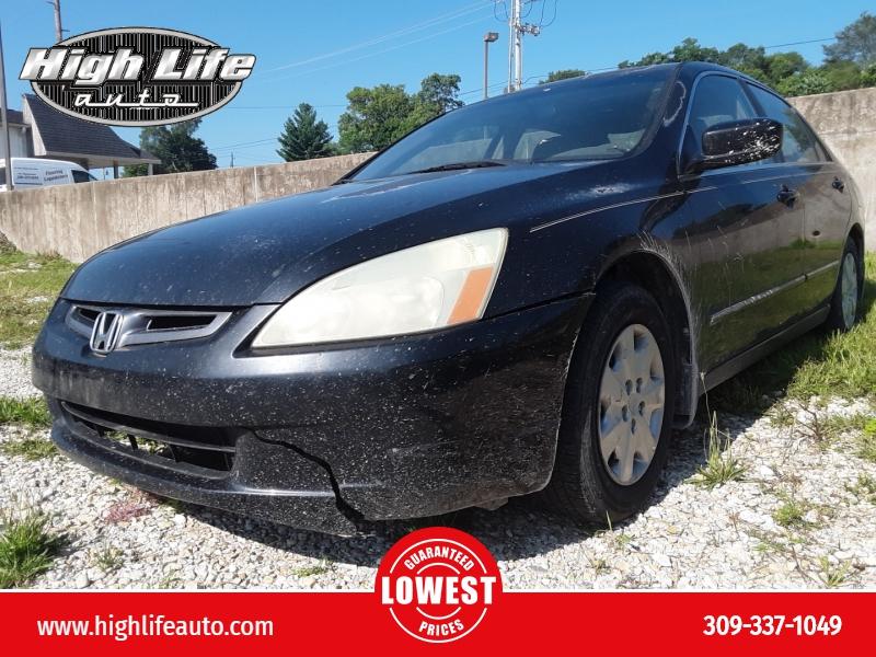 Honda Accord Sdn 2004 price $1,300