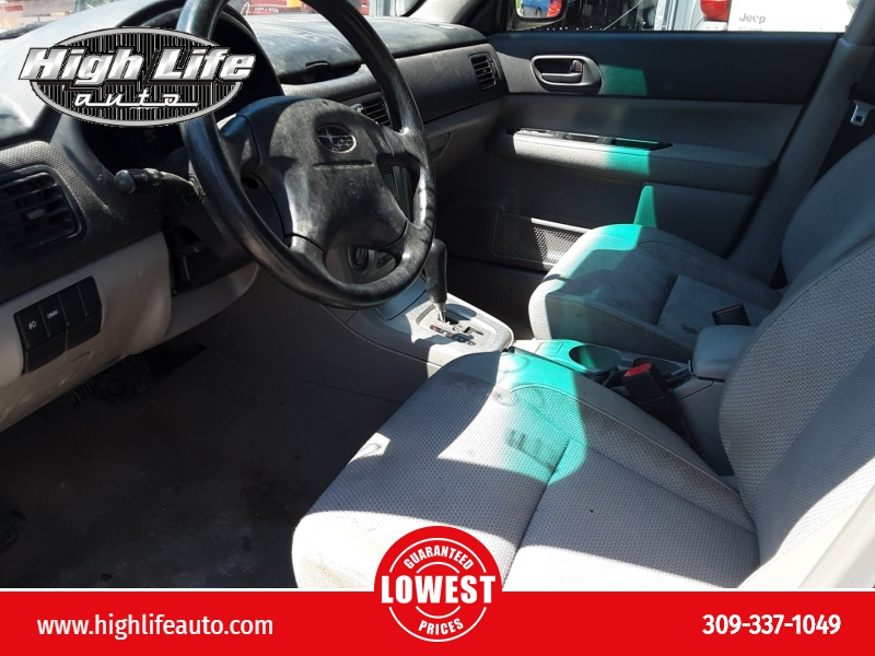 Subaru Forester (Natl) 2004 price $1,900