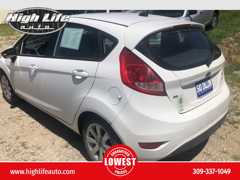 Ford Fiesta 2012 price $2,600