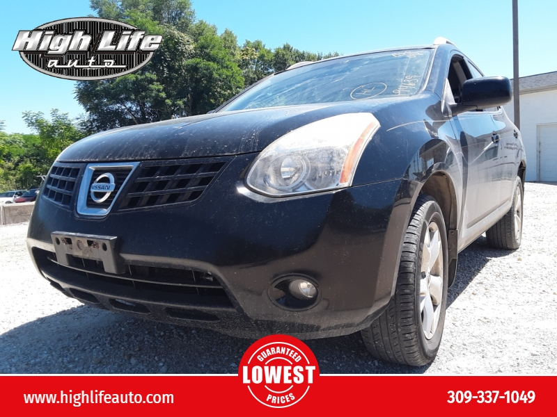 Nissan Rogue 2008 price $2,500