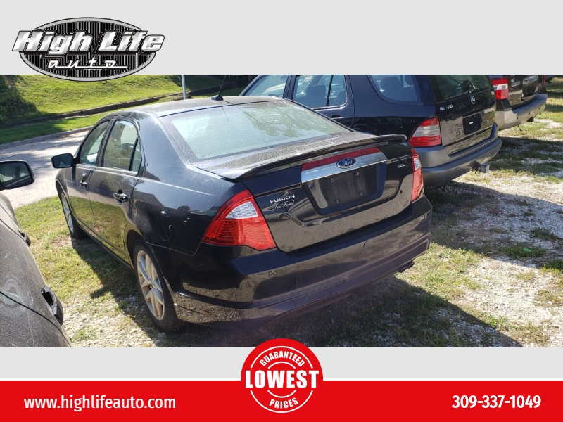 Ford Fusion 2010 price $3,000