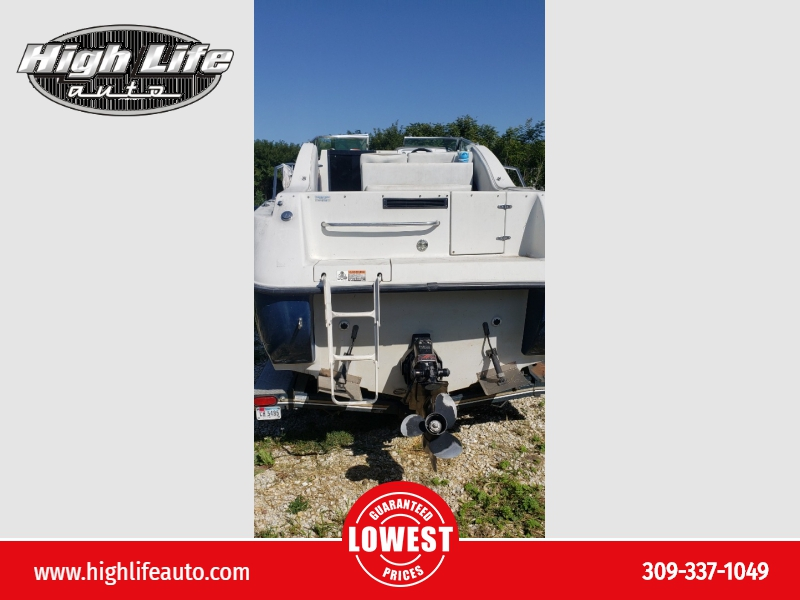CROWN LINE CR250 W/ TRAILER 1992 price $5,000