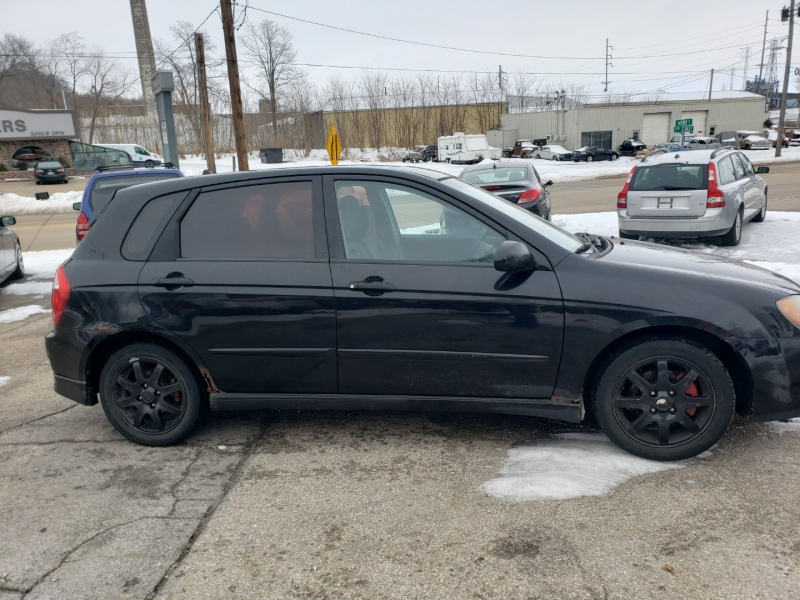 Kia Spectra 2006 price $1,250