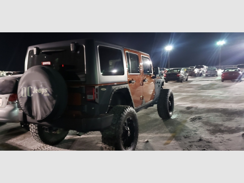 Jeep Wrangler Unlimited 2014 price $21,750
