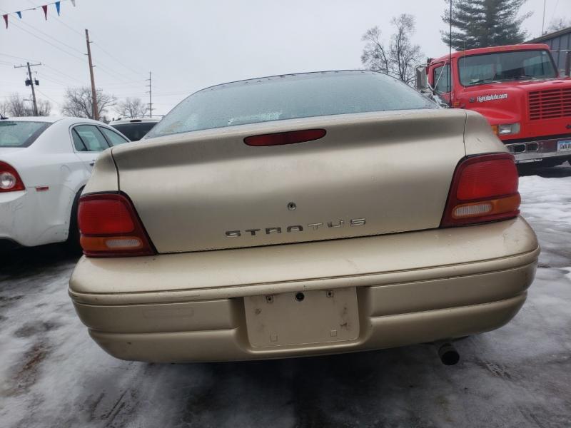 Dodge Stratus 2000 price $1,100