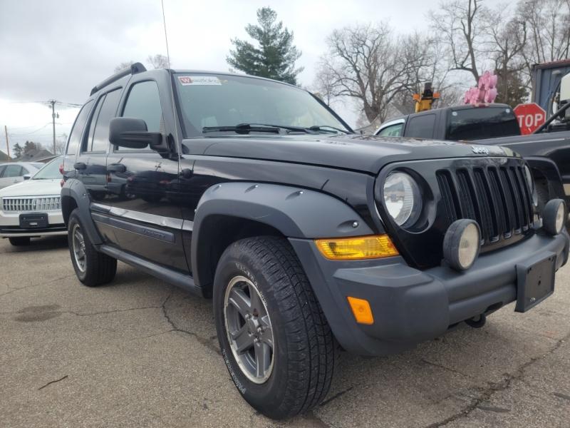 Jeep Liberty 2006 price $1,750
