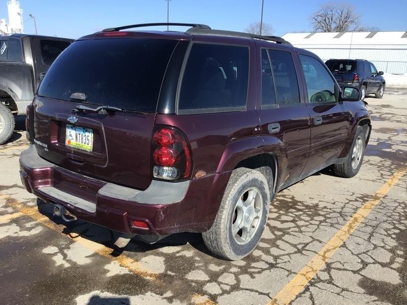 Chevrolet TrailBlazer 2006 price $2,000