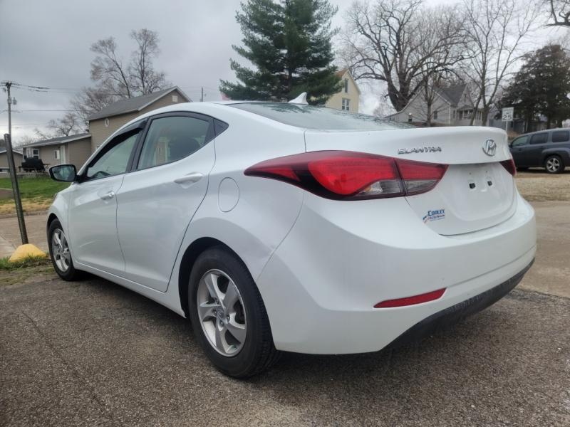 Hyundai Elantra 2015 price $6,300