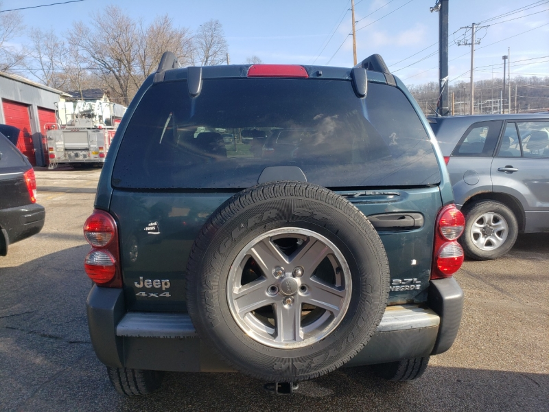 Jeep Liberty 2006 price $2,800