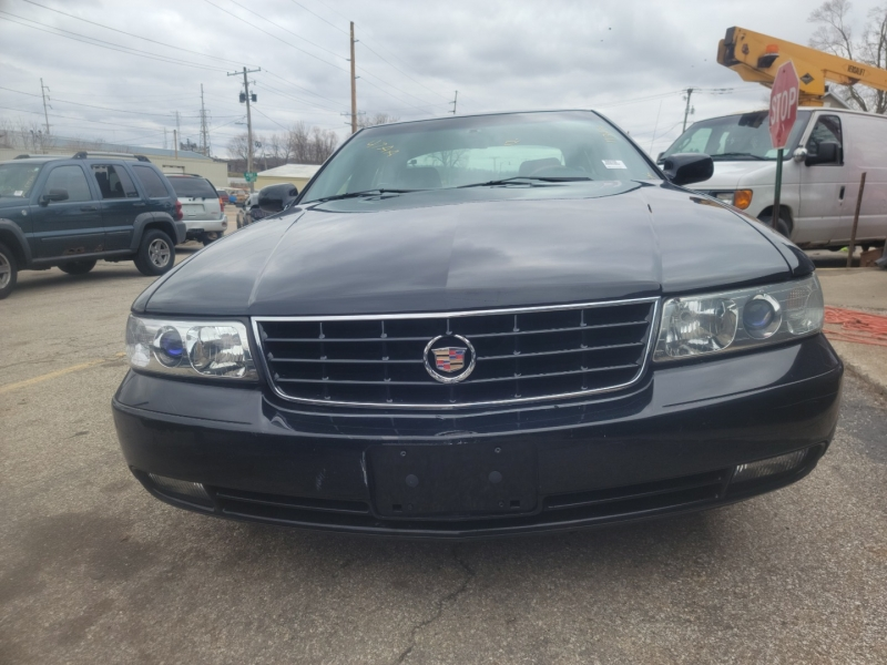 Cadillac Seville 2003 price $2,500