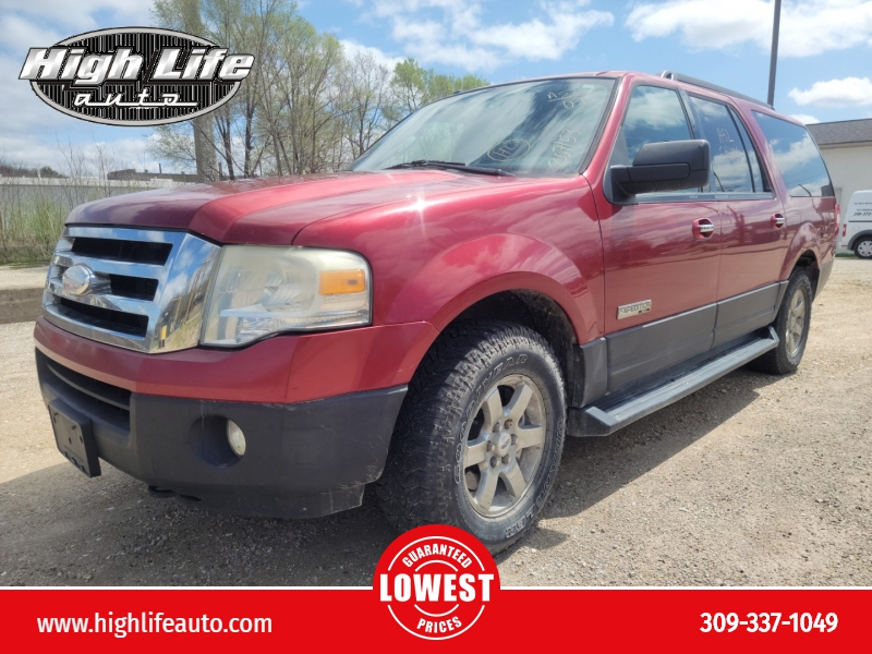 Ford Expedition EL 2007 price $3,700