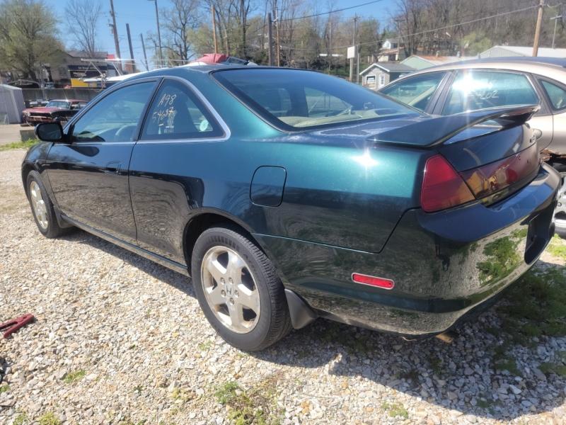 Honda Accord Cpe 1999 price $600