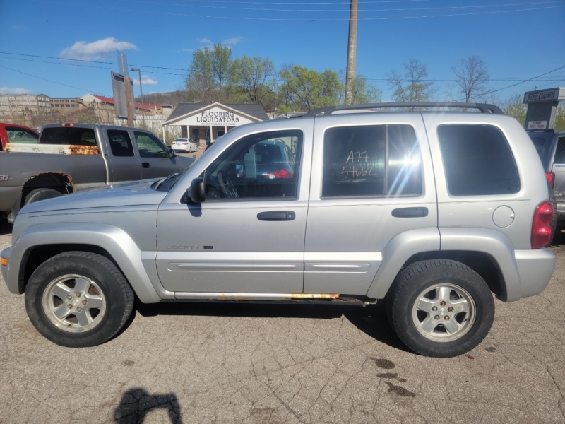 Jeep Liberty 2003 price $2,000