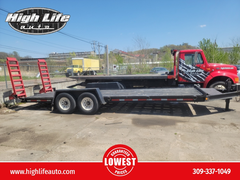 Towmaster Equipment Trailer 2006 price $5,500